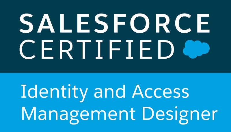 Salesforce Certified Identitiy and Access Management Designer