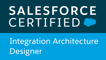 Salesforce Certified Integration Architecture Designer